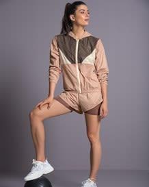 chaqueta deportiva con bloques de contraste-322- Salmon-MainImage