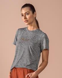 camiseta deportiva manga corta con abertura en espalda-732- Gris Jaspe-MainImage