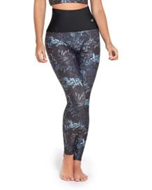 moisture-wicking active legging-723- Leaves-MainImage