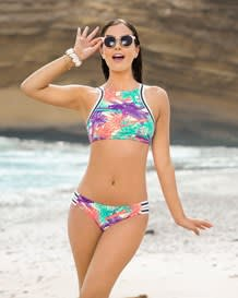 bkini doble faz estilo high neck-216- Multi-MainImage