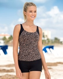 tankini estampado con short-700- Black-MainImage