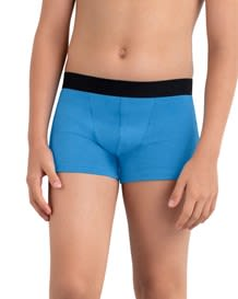2-pack of leo boys cotton boxer briefs-S27- Assorted-MainImage