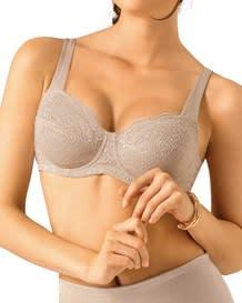 lacey full coverage bra-802- Nude-MainImage
