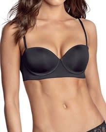 natural underwire push up bra-700- Black-MainImage