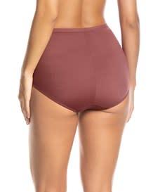 comfy control hi-waist brief panty-194- Wine-MainImage