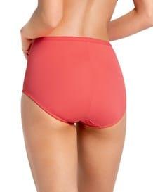 comfy control hi-waist brief panty-244- Coral-MainImage