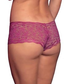 hiphugger style panty in modern lace--MainImage