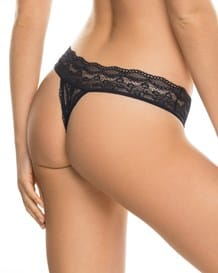 charming lace thong-700- Black-MainImage
