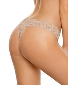 charming lace thong-802- Nude-MainImage