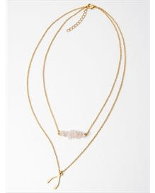 collar de colgantes con bano de oro-123- Gold-MainImage