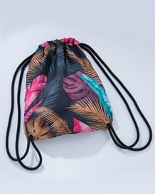 tula de colores con estampado de hojas-998- Assorted-MainImage