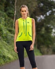 camiseta con capucha-622- Neon Green-MainImage