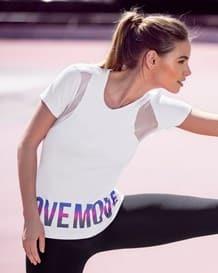 camiseta deportiva de manga corta con malla-000- White-MainImage