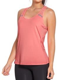camiseta atletica con malla en espalda y hombros-306- Light Pink-MainImage