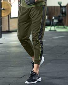 pantalon jogger deportivo en comodo material-171- Green-MainImage