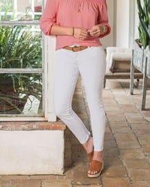 pantalon skinny silueta ajustada-000- White-MainImage