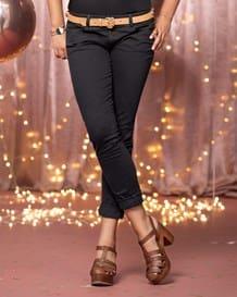 pantalon skinny silueta ajustada-700- Black-MainImage