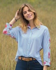 blusa manga 34 con perilla-146- Stripes-MainImage