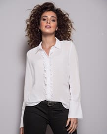 blusa manga larga con perilla-000- White-MainImage