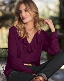 blusa manga larga morada-409- Purple-MainImage