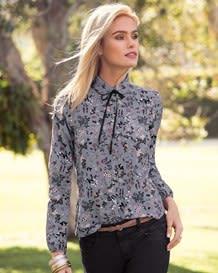 blusa manga larga tira en cuello-077- Estampado-MainImage
