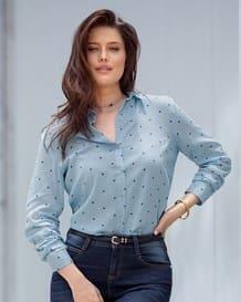 blusa manga larga perilla y punos funcionales-145- Floral-MainImage