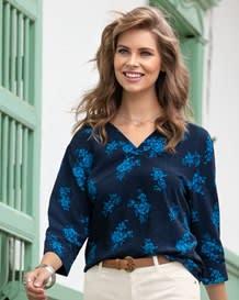blusa manga 34 rayon 100-077- Estampado-MainImage