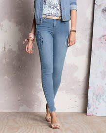 jeans skinny arizona-141- Denim-MainImage