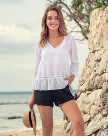 blusa manga 34 silueta amplia-000- White-MainImage