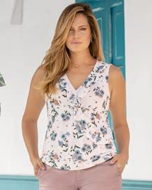 camiseta manga sisa floral con bolero-077- Estampado-MainImage