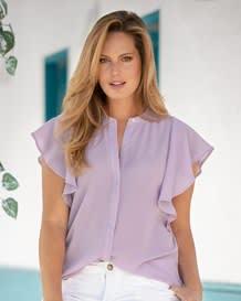 blusa manga corta lila-422- Lila-MainImage