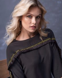 blusa maga 34 con aplique brillante-700- Black-MainImage