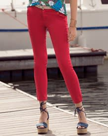 pantalon skinny elegante-370- Red-MainImage