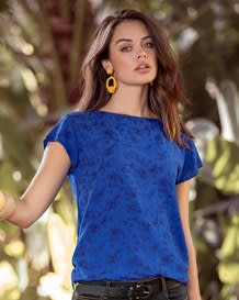 blusa tradicional manga corta-077- Estampado-MainImage