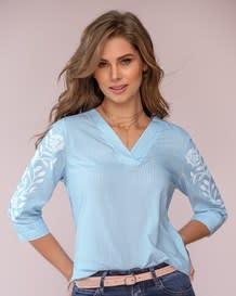 blusa puno en manga 34-146- Stripes-MainImage