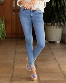 jeans skinny atenas con bolsillos y cierre funcional-141- Denim-MainImage