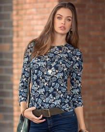 camiseta manga 34 semiajustada-077- Estampado-MainImage