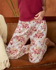 pure cotton long pajama pant-178- Ivory-MainImage