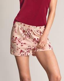 pure cotton pajama short-040- Floral-MainImage