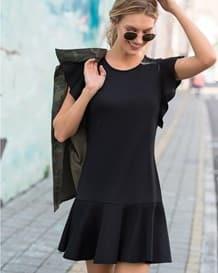 vestido boleros manga corta-700- Black-MainImage