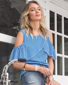 blusa hombros descubiertos con boleros-146- Stripes-MainImage