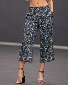 pantalon corto anudado funcional-077- Estampado-MainImage