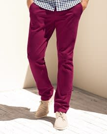 pantalon tradicional ajustado-357- Red-MainImage