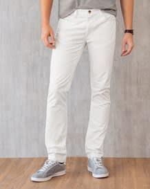 pantalon ajustado en algodon-000- White-MainImage