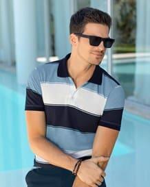 camiseta tipo polo rayas estampada-145- Printed-MainImage