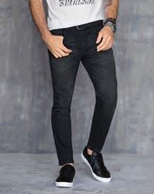 jeans hombre ajustado-700- Black-MainImage