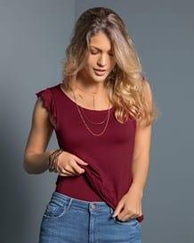 camiseta manga sisa-430- Wine-MainImage