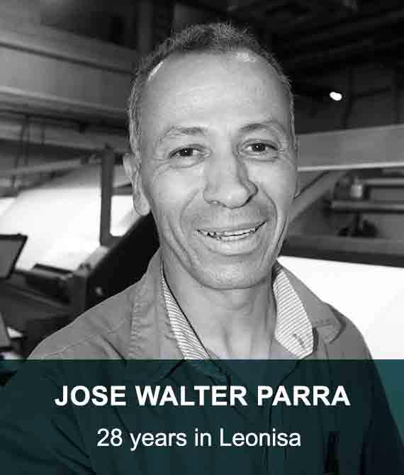 Jose Walter Parra