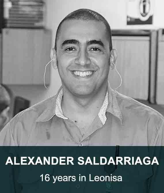 Alexander Saldarriaga