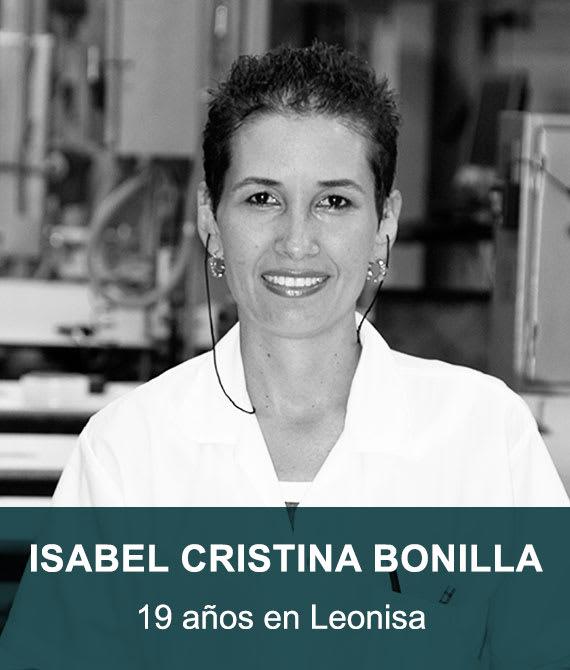 Isabel Cristina Bonilla